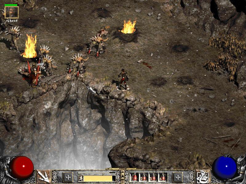 Скачать торрент Другие Diablo 2 - Lord of destruction (2001) PC