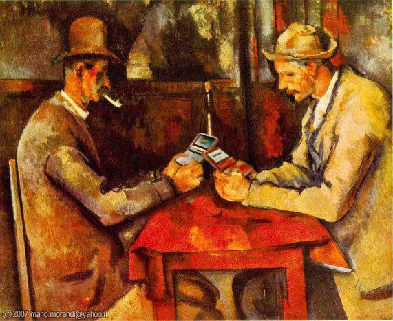 Cezanne VS AIO_GBA Players