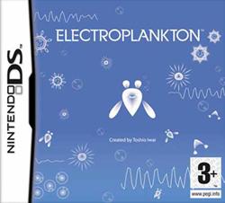 Copertina Electroplankton