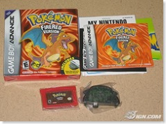 gba - firered packshot