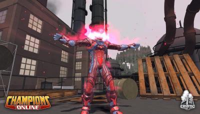Steel Commando