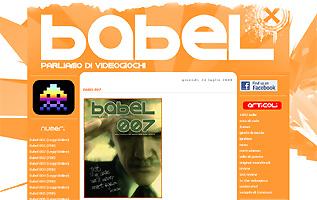 Babel blog