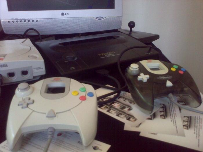 Dreamcast - NeoGeo