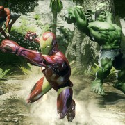 Spider Man Iron Man Hulk