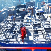 Le architetture di Mirror&#039;s Edge fanno impressione, eh?