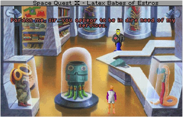 Space Quest IV 2