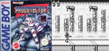 Probotector/Contra