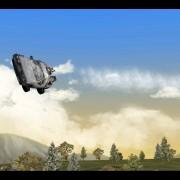 La DeLorean svolazza